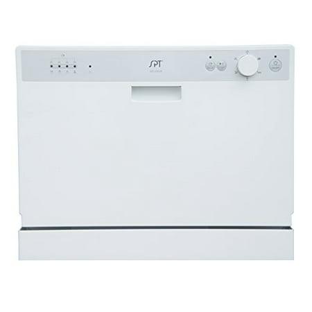 Countertop Dishwasher Best Buy : Sunpentown Countertop Dishwasher, Delay Start - Best Dishwashers