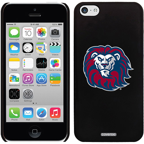 Loyola Marymount Face Design on iPhone 5c Thinshield Snap-On Case by Coveroo