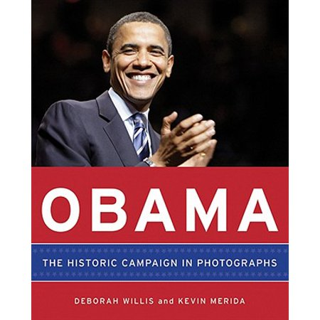 Obama Campaign Buttons - Obama: The Historic Campaign in Photographs - eBook