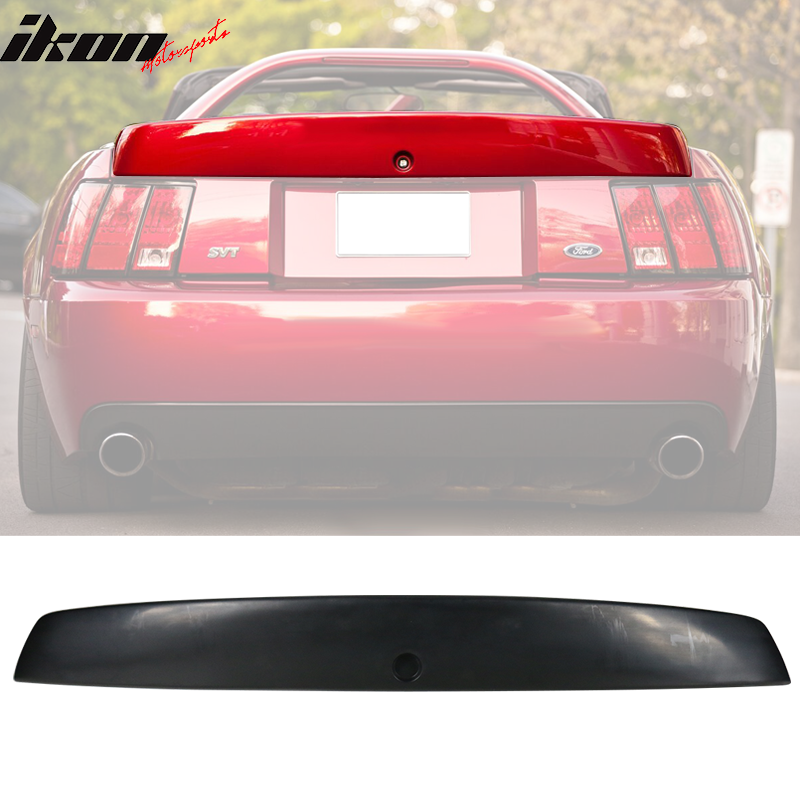 Ford Mustang Rear Bumper Enhancement Letters Mirror 99-04