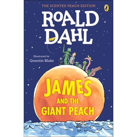 James and the Giant Peach : The Scented Peach