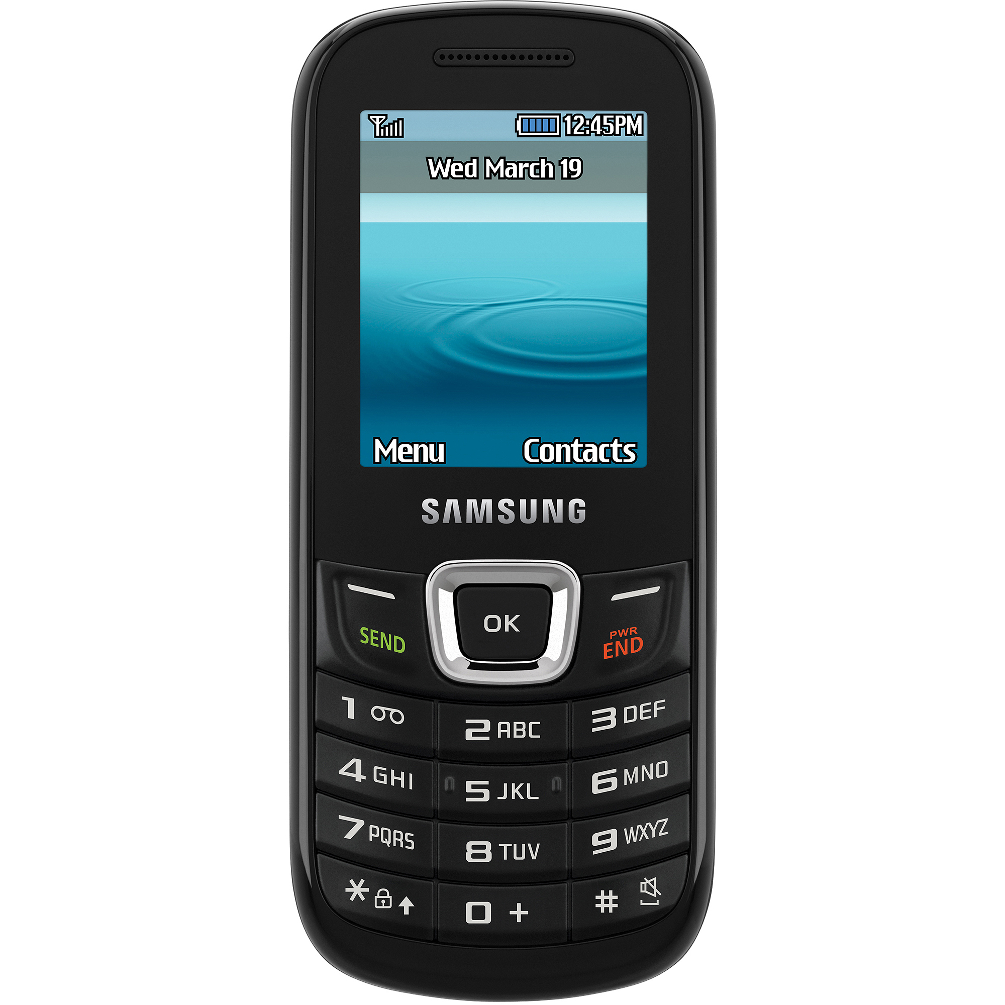 T-Mobile Samsung Prepaid T199 Cell Phone