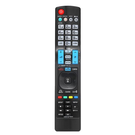 Universal TV Remote Control Wireless Smart Controller Replacement for LG Smart LCD LED 3D TV Black ()