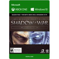 Middle-earth: Shadow of War: Expansion Pass Xbox One and Win 10 (Email Delivery)