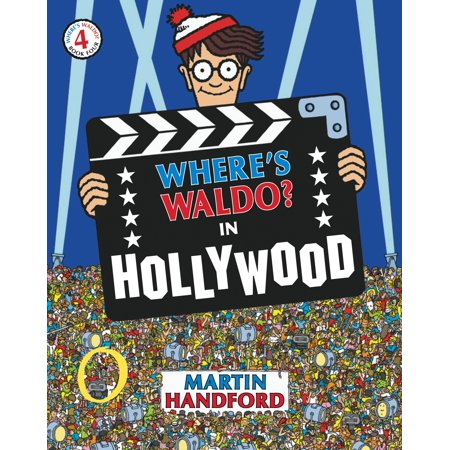 Where's Waldo? In Hollywood - Wario Girl