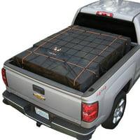 Rightline Gear Truck Bed Cargo Net with Built-In Tarp, 100T60