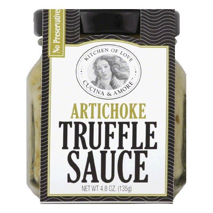 International Delicacies Cucina & Amore  Truffle Sauce, 4.8 oz
