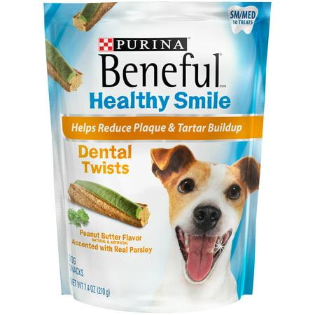 Beneful Dog Treats Barcode