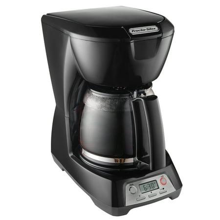 Proctor Silex 12 Cup Programmable Coffeemaker | Model#