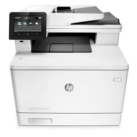 HP Color LaserJet Pro MFP M477fdw - Multifunction printer - color - laser HP LaserJet Pro M477FDW ()