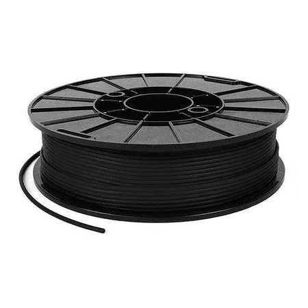 Filament Spool,1.75mm,TPE,Midnight NINJAFLEX 3DNF0117505
