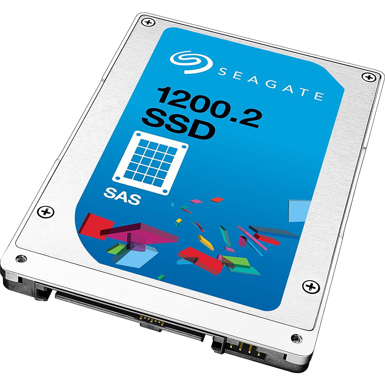 "Seagate Solid State Drive, Internal 1920 Scsi 2.5"" ST1920FM0003"