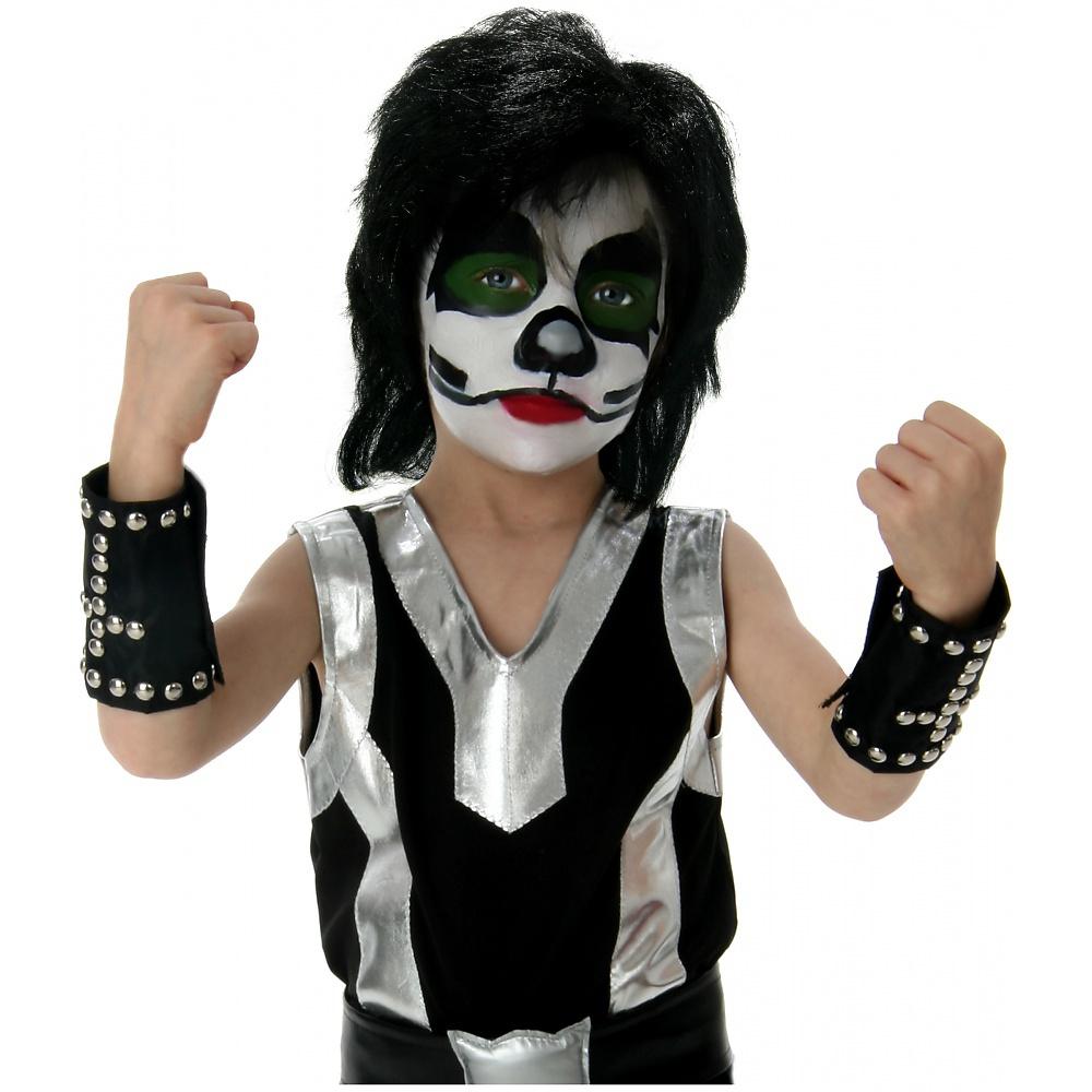 KISS Catman Wig Child