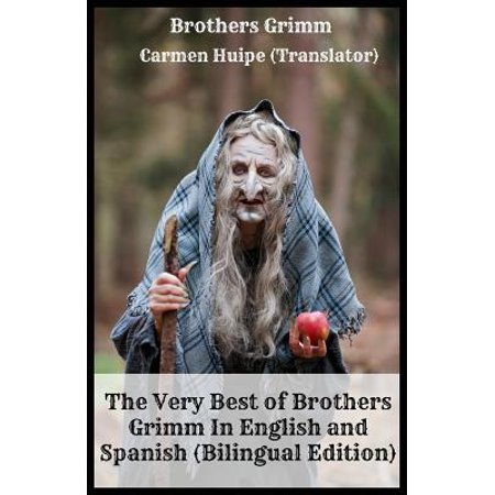The Very Best of Brothers Grimm in English and Spanish (Bilingual Edition) - Peacock In Spanish