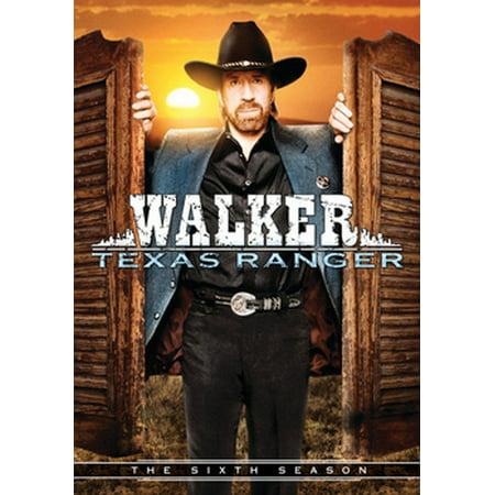 Walker Texas Ranger: The Sixth Season (DVD)