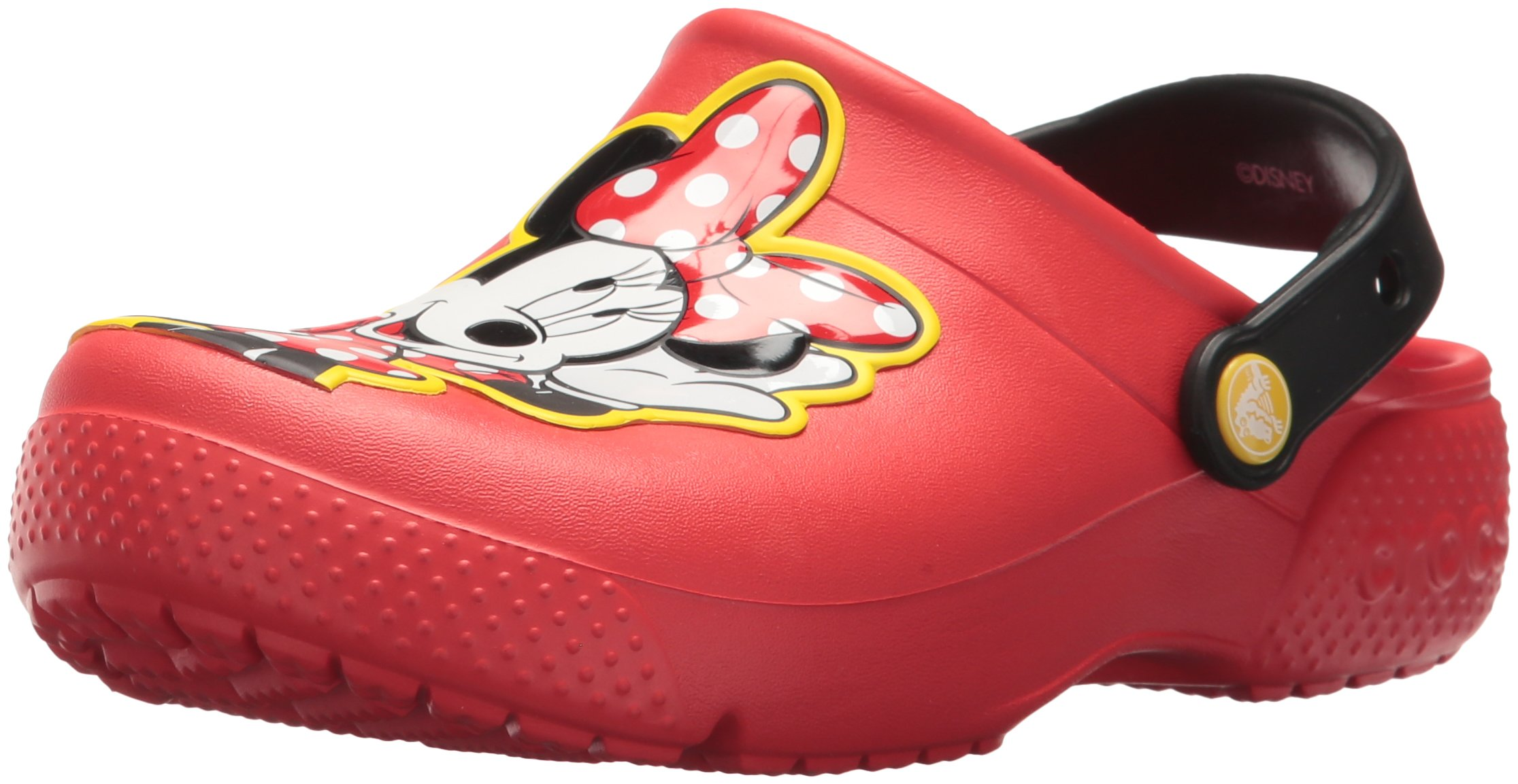 Crocs 204995-8C1: Kids Fun Lab Disney Flame Minnie Mouse Clog by Crocs