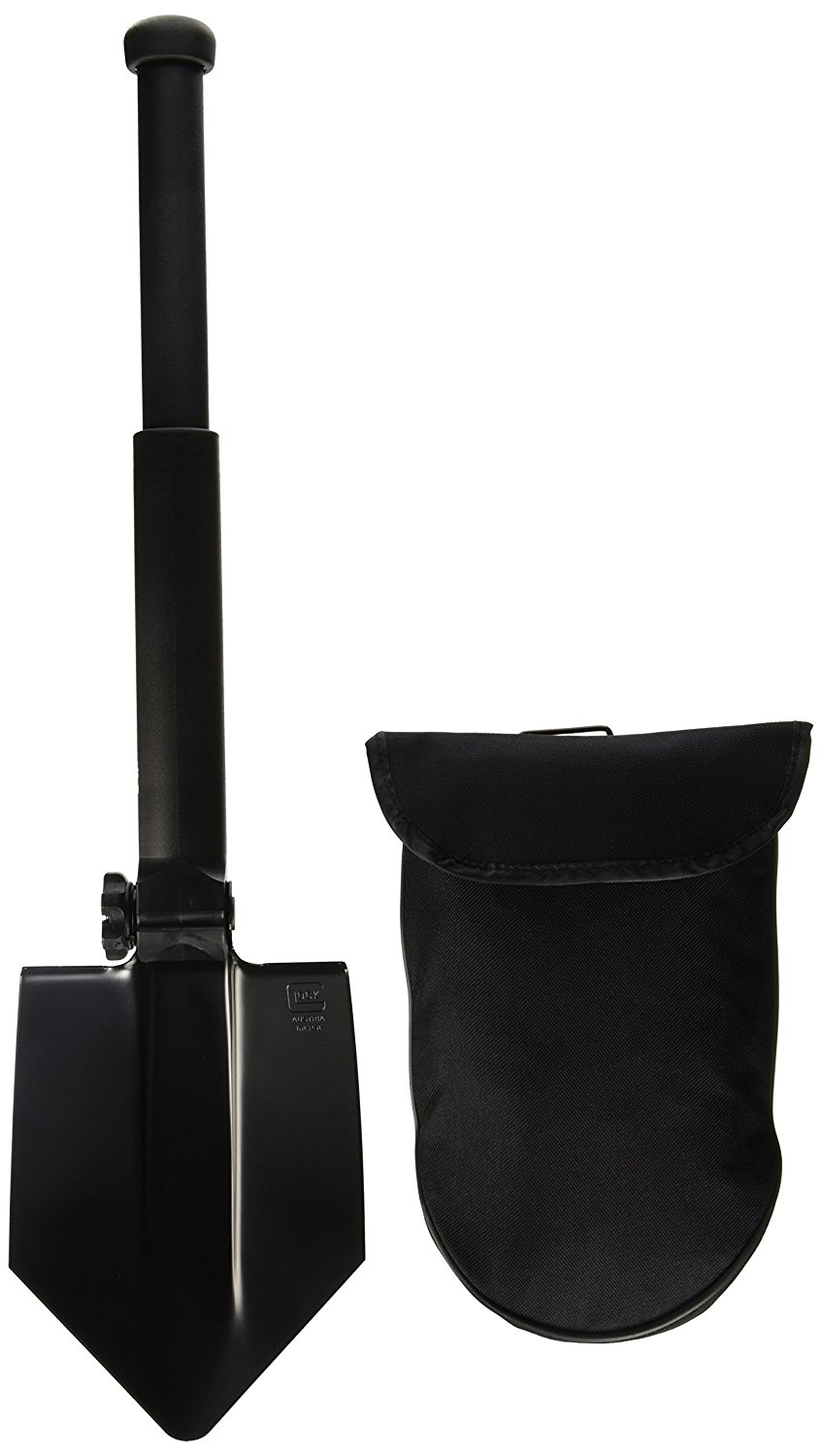Glock Entrenching Tool with Saw and Pouch by