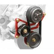 KRC Power Steering KRC 37451000 Pro Series Watert Pump Drive Kit with Idler Tensioner for Chevrolet