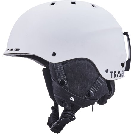 Traverse Vigilis Ski and Snowboard Helmet, Multiple Colors and Sizes