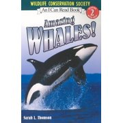 I Can Read Nonfiction - Level 2 (Paperback): Amazing Whales! (Paperback)