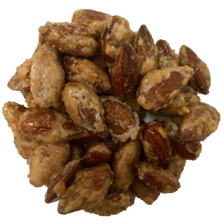 Almond Cherry Toffee - Butter Toffee Almonds