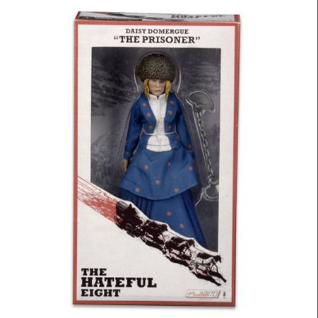 The Hateful Eight Movie 8   Action Figure Daisy Domergue    The Prisoner