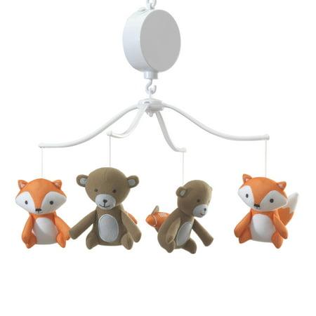 BedTime Originals Baby League Sports Animals Musical Mobile