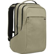 "Incase ICON Carrying Case (Backpack) for 15"" MacBook Pro - Moss Green, Black - 840D Nylon - Shoulder Strap, Chest Strap"