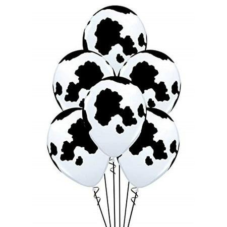 20 Cow Print Balloons (20) - Cow Print Balloons