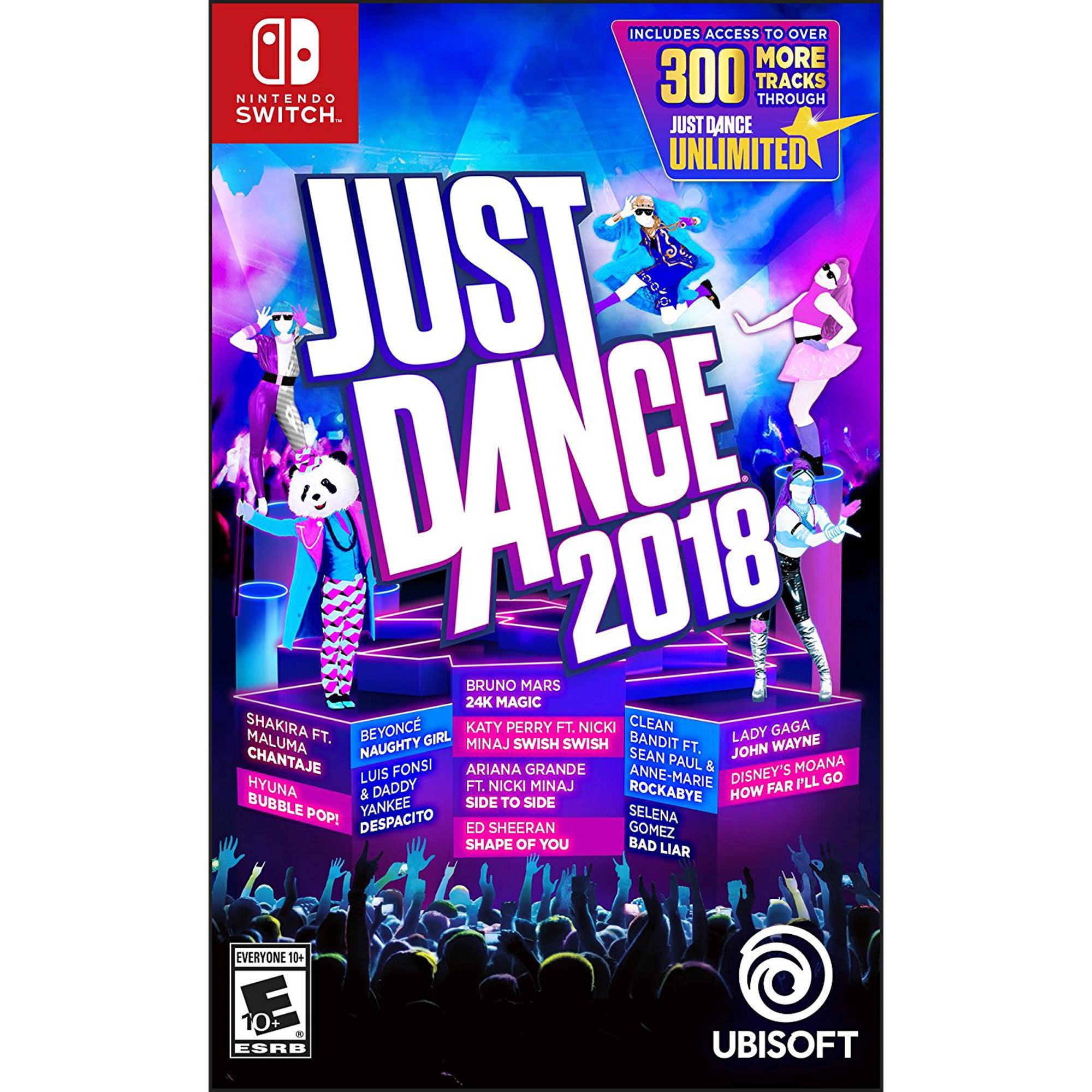 Just Dance 2018 Switch [Digital Download]