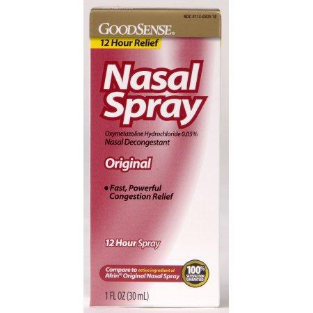 Nasal Spray GoodSense 0.05% Strength 1 oz. 1