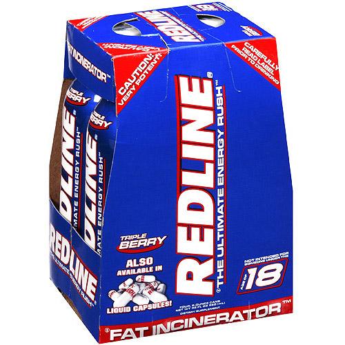 Redline Triple Berry, 32 fl oz