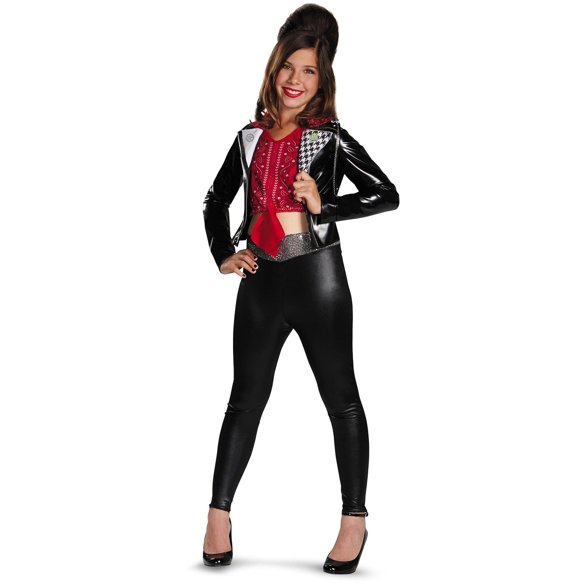 Mckenzie Biker Deluxe Child Halloween Costume Walmart Com Walmart Com