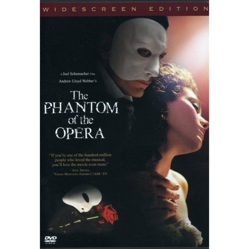 PHANTOM OF THE OPERA (2004/DVD/WS 2.4/5.1/ENG-FREN-SPAN-SUB)