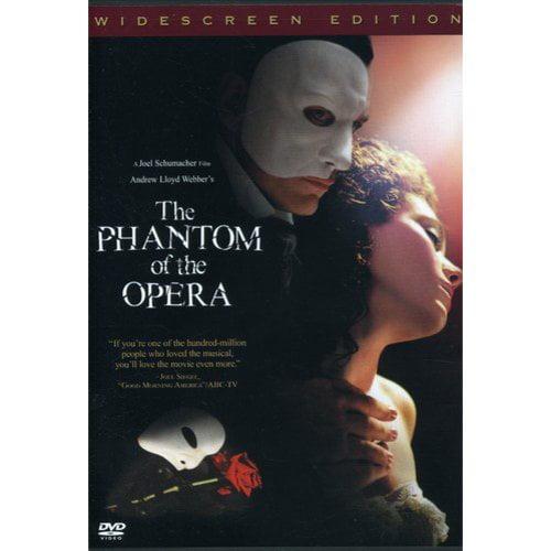 The Phantom Of The Opera (Widescreen)