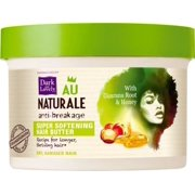Dark and Lovely Au Natural Anti-Breakage Super Softening Hair Butter, 8 oz (Pack of 2)