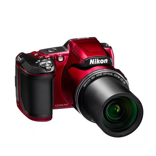 Nikon COOLPIX L840 Digital Camera with 16 Megapixels and 38x Optical Zoom