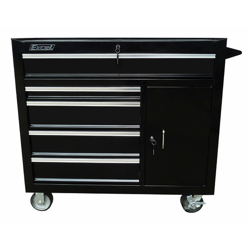 Excel Hardware 41.9''W 5-Drawer Tool Chest