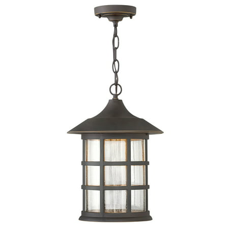- Hinkley Lighting 1802-LED 1-Light LED Outdoor Single Pendant From the Freeport Collection