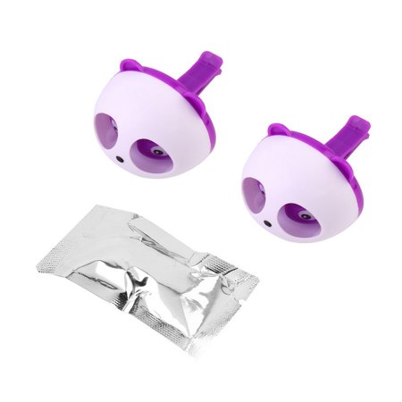Cute Panda Auto Car Air Freshener Clip Perfume Diffuser for Car Home - image 13 of 13