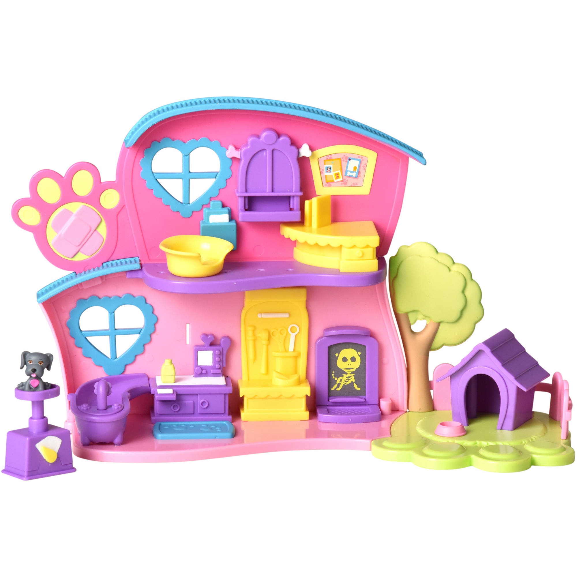 Cabbage Patch Kids Lil Patch Vet Center Play Set