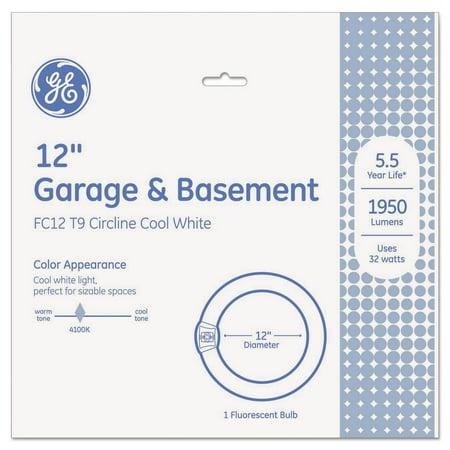 Garage & Basement T9 Circline Fluorescent Bulb, 32 W