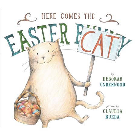 Here Comes the Easter Cat (One Here Comes The Two To The Three)