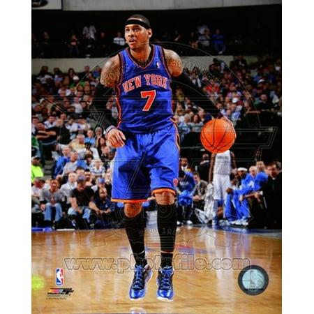 Carmelo Anthony 2011 12 Action Sports Photo