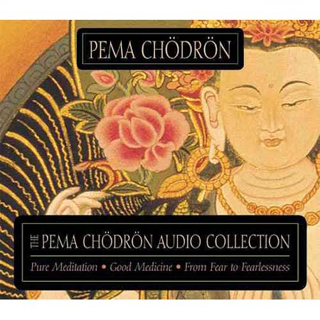The Pema Chodron Collection: Pure Meditation:Good Medicine:From Fear to Fearlessness