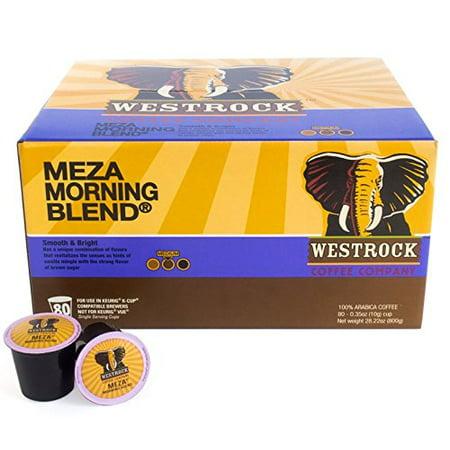 Westrock Coffee Mzm80ctss Coffee Meza Morning Blend