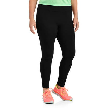 830df58c8f5 Danskin Now - Danskin Now Women s Plus Size Dri More Core Legging -  Walmart.com