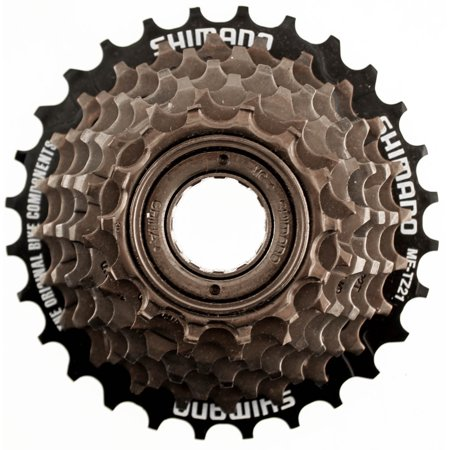 Shimano Single Speed Freewheel (SHIMANO TOURNEY MF-TZ21 7 Speed Bike Multiple Freewheel 14-28t Steel NEW )