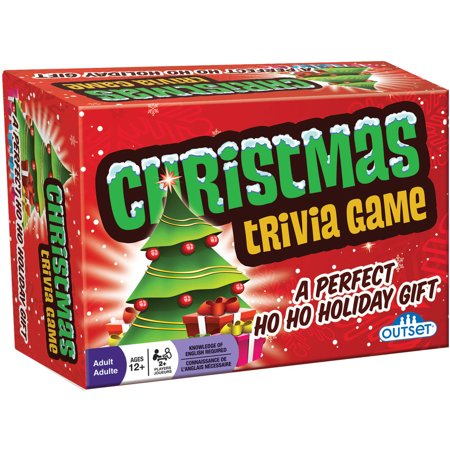 Chritmas Games (Outset Media Christmas Trivia)
