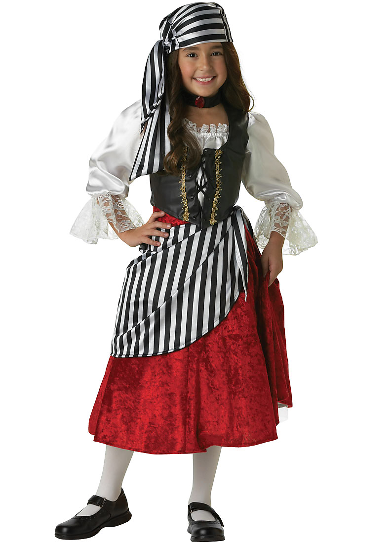 Child Premium Pirate Girl Costume Incharacter Costumes LLC 7004 by In Character